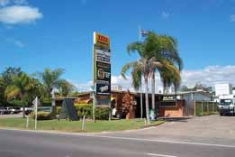 Queens Beach Motor Hotel - Accommodation Brunswick Heads