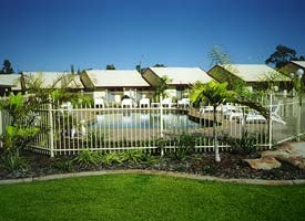 The Western Heritage Motor Inn - Accommodation Brunswick Heads