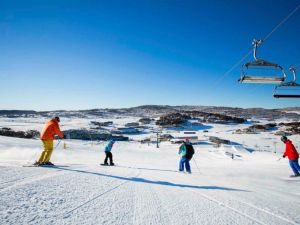 The Coachman Ski Lodge - Accommodation Brunswick Heads