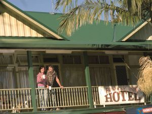 The Eltham Hotel  - Accommodation Brunswick Heads