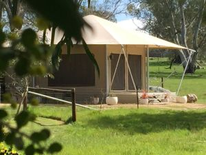 Boongarrie Luxury Tent - Accommodation Brunswick Heads
