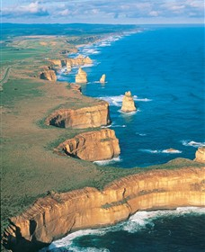 12 Apostles Flight Adventure from Apollo Bay - Accommodation Brunswick Heads