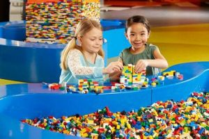 LEGOLAND Discovery Centre Melbourne General Entry Ticket - Accommodation Brunswick Heads
