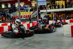 Indoor Go-Kart Racing at Game Over on the Gold Coast - Accommodation Brunswick Heads