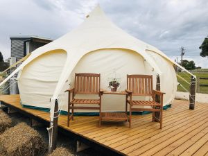 Bukirk Glamping - Accommodation Brunswick Heads