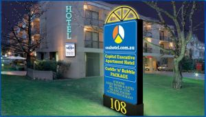 Capital Executive Apartment Hotel - Accommodation Brunswick Heads
