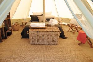 Cosy Tents - Daylesford - Accommodation Brunswick Heads