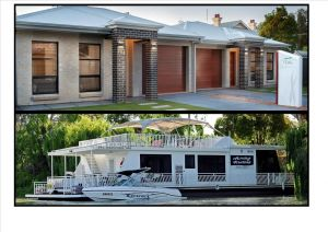 Renmark River Villas and Boats  Bedzzz - Accommodation Brunswick Heads